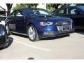 Estoril Blue Crystal 2013 Audi S4 3.0T quattro Sedan