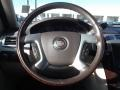 Cocoa/Light Cashmere Steering Wheel Photo for 2008 Cadillac Escalade #75452073