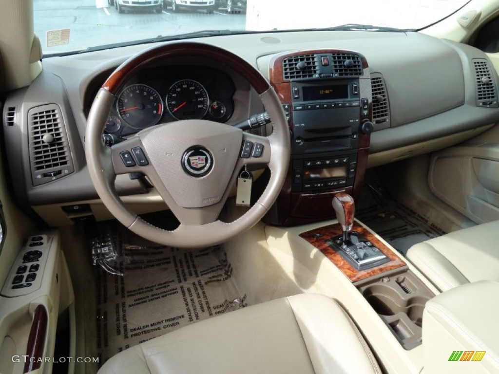Cashmere Interior 2006 Cadillac Srx V6 Photo 75463319