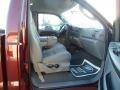 Medium Flint 2006 Ford F250 Super Duty Interiors