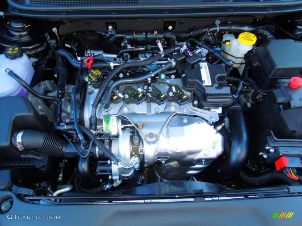 Dodge Dart Aero >> 2013 Dodge Dart Aero 1.4 Liter Turbocharged SOHC 16-Valve ...