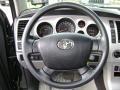 Graphite Gray Steering Wheel Photo for 2007 Toyota Tundra #75479192