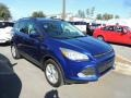 Deep Impact Blue Metallic 2013 Ford Escape Gallery