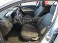 Jet Black/Dark Accents Front Seat Photo for 2013 Chevrolet Volt #75479606