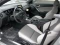2013 Platinum Metallic Hyundai Genesis Coupe 2.0T Premium  photo #2