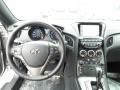 2013 Platinum Metallic Hyundai Genesis Coupe 2.0T Premium  photo #3