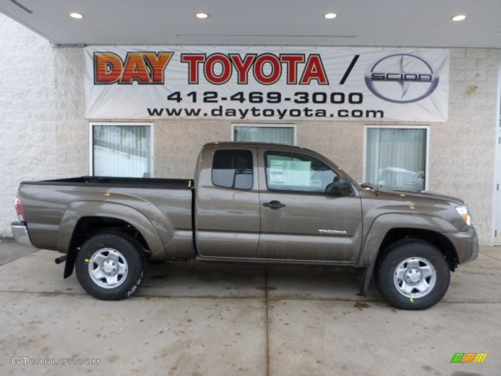 toyota lifted access cab tacoma