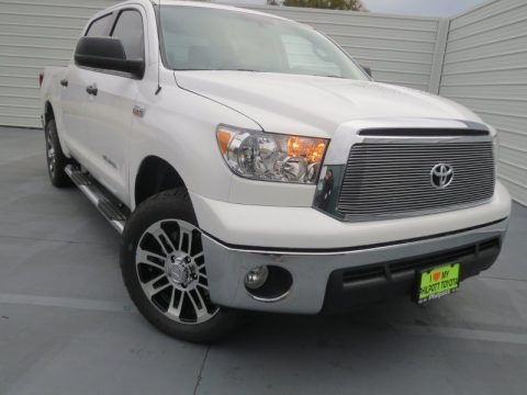 2013 Toyota Tundra Texas Edition CrewMax 4x4 Data, Info and Specs