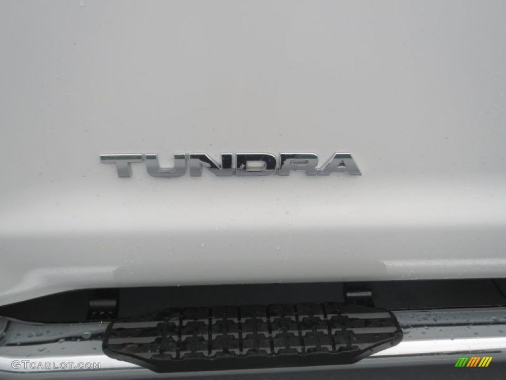 2013 Tundra Texas Edition CrewMax 4x4 - Super White / Black photo #14