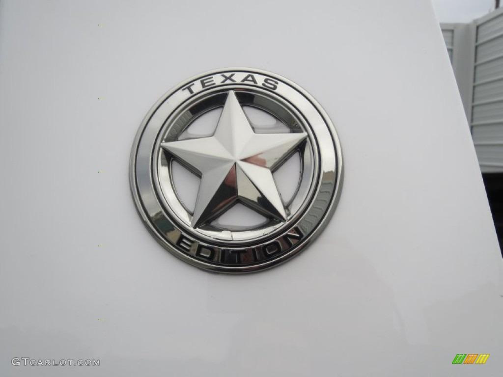 2013 Tundra Texas Edition CrewMax 4x4 - Super White / Black photo #15