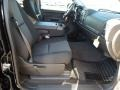 2013 Black Chevrolet Silverado 1500 LT Crew Cab 4x4  photo #20