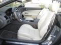 2012 Jaguar XK Ivory/Oyster Interior Front Seat Photo