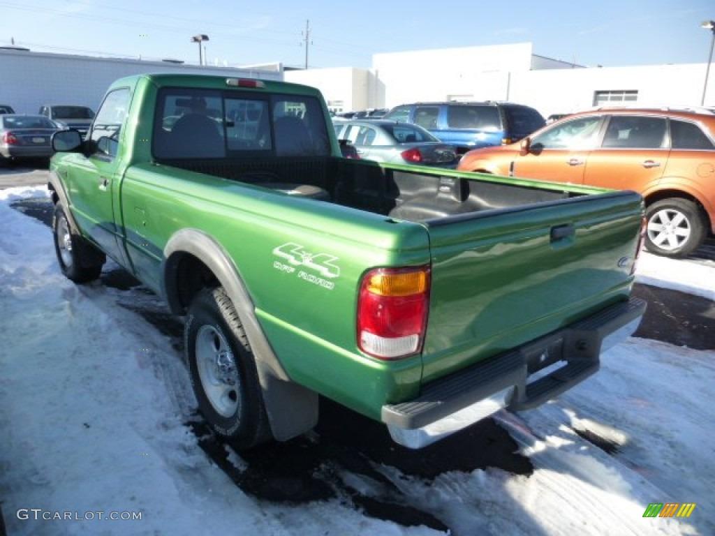 on 1991 Ford Ranger Xlt Engine