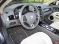 2012 Jaguar XK Ivory/Oyster Interior Prime Interior Photo