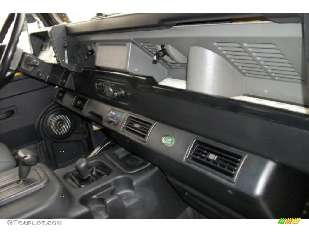 fusion motors dashboard rover landrover defender luxury custom vehicles land