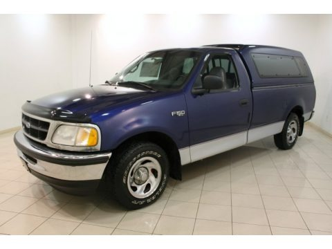 1997 ford f150 xl regular cab data info and specs. Black Bedroom Furniture Sets. Home Design Ideas