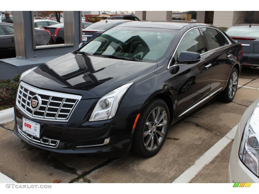2013 Sapphire Blue Metallic Cadillac Xts Fwd 75524793 Car Color Galleries