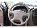 Medium Parchment Steering Wheel Photo for 2002 Ford Explorer #75548046