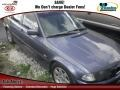 Steel Blue Metallic 1999 BMW 3 Series 323i Sedan