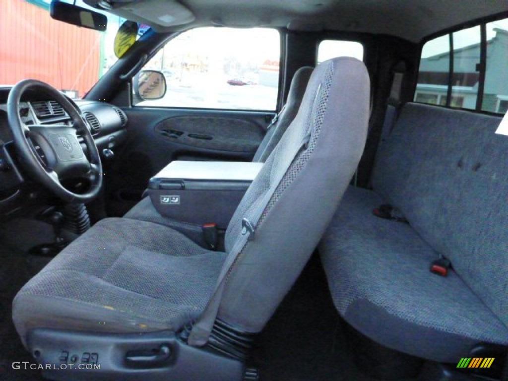 2001 dodge ram 3500 slt quad cab 4x4 dually interior. Black Bedroom Furniture Sets. Home Design Ideas