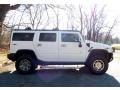 2003 White Hummer H2 SUV  photo #10