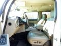 2003 White Hummer H2 SUV  photo #15