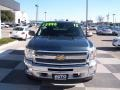 2012 Graystone Metallic Chevrolet Silverado 1500 LT Crew Cab  photo #2