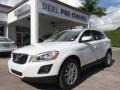 Ice White 2010 Volvo XC60 T6 AWD