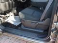 2012 Mocha Steel Metallic Chevrolet Silverado 1500 LT Crew Cab  photo #15