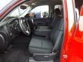 2012 Victory Red Chevrolet Silverado 1500 LT Crew Cab  photo #12