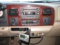 2006 Ford F250 Super Duty Tan Interior Controls Photo