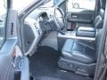 Black 2008 Ford F150 Interiors
