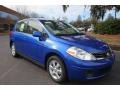 Metallic Blue 2012 Nissan Versa Gallery