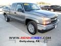 2006 Graystone Metallic Chevrolet Silverado 1500 LT Extended Cab 4x4  photo #1