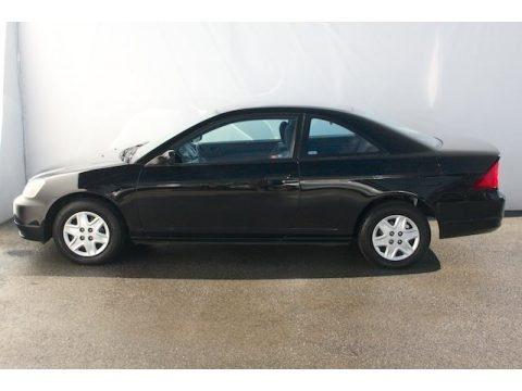 2003 honda civic dx coupe data info and specs. Black Bedroom Furniture Sets. Home Design Ideas