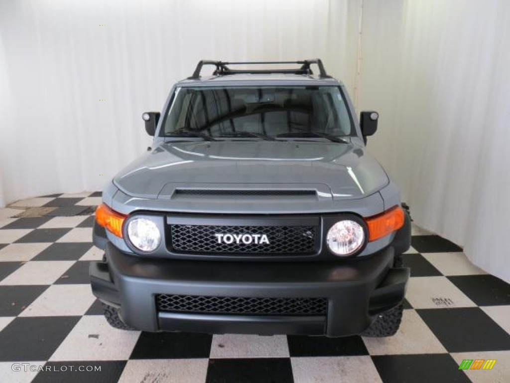 2013 trail teams cement gray toyota fj cruiser trail teams special edition 4wd 75612265 photo. Black Bedroom Furniture Sets. Home Design Ideas