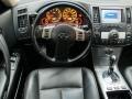 2006 Infiniti FX Graphite Interior Dashboard Photo
