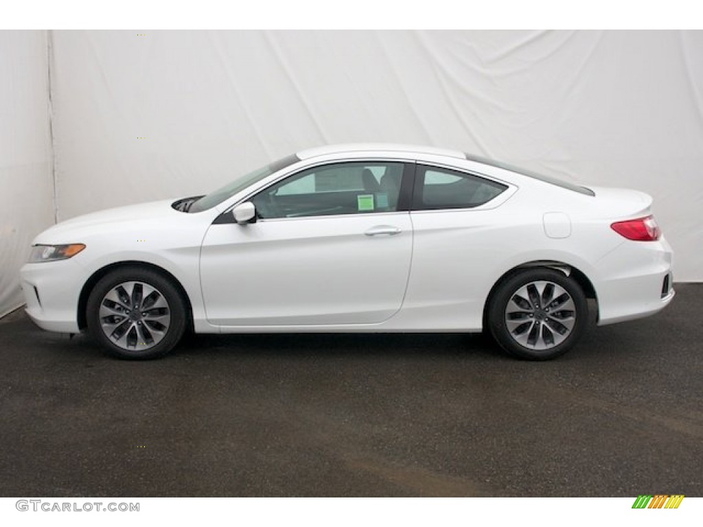 white orchid pearl 2013 honda accord lx s coupe exterior