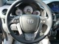 Gray Steering Wheel Photo for 2013 Honda Pilot #75620775