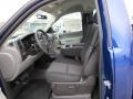2013 Blue Topaz Metallic Chevrolet Silverado 1500 LS Regular Cab  photo #10