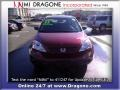 2009 Tango Red Pearl Honda CR-V LX 4WD  photo #2