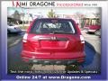 2009 Tango Red Pearl Honda CR-V LX 4WD  photo #5