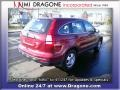 2009 Tango Red Pearl Honda CR-V LX 4WD  photo #6