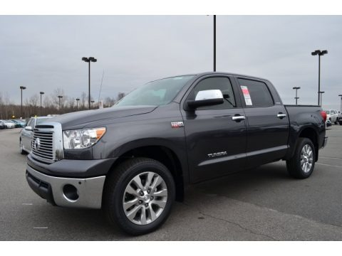 2013 Toyota Tundra Platinum CrewMax Data, Info and Specs