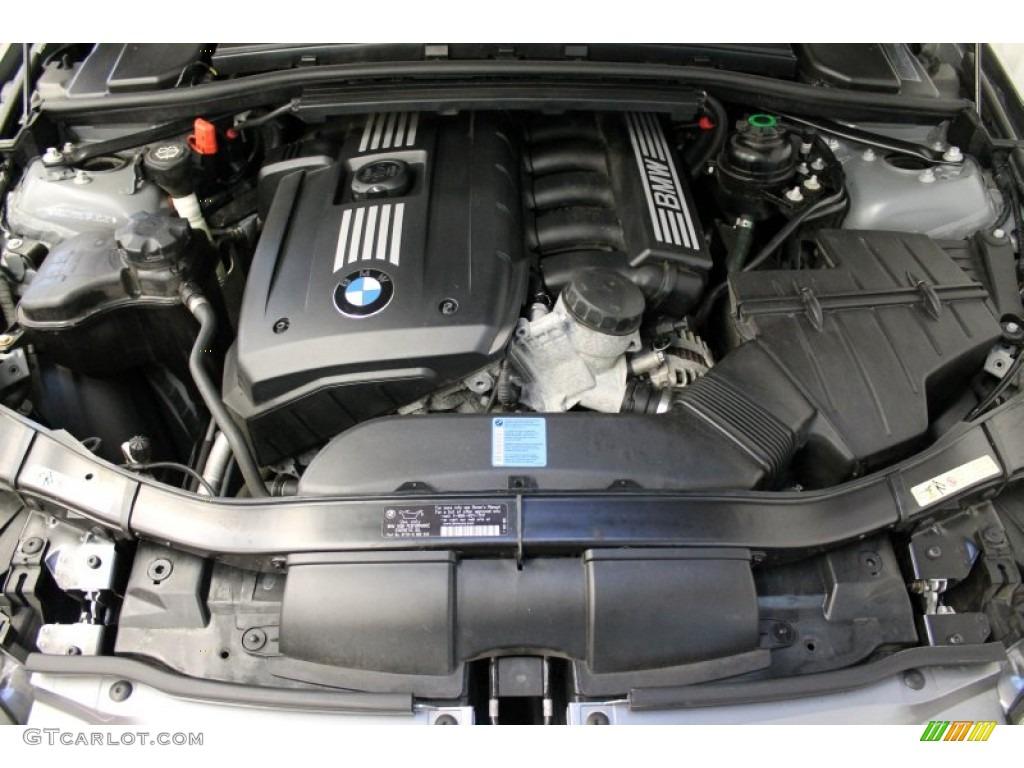 2009 Bmw 3 Series 328xi Coupe Engine Photos