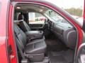 2009 Victory Red Chevrolet Silverado 1500 LT Extended Cab 4x4  photo #17