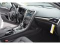 Charcoal Black Dashboard Photo for 2013 Ford Fusion #75673465