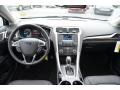Charcoal Black Dashboard Photo for 2013 Ford Fusion #75673568