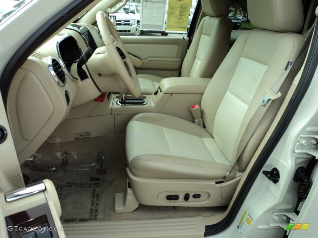 2006 ford explorer limited interior color photos