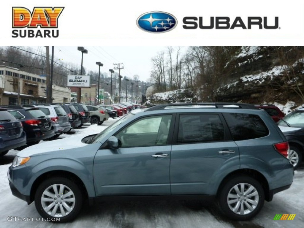 2013 sage green metallic subaru forester 2 5 x premium 75669424 car color. Black Bedroom Furniture Sets. Home Design Ideas